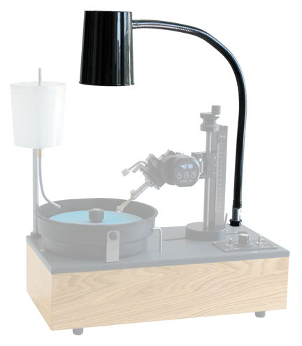 Ultra Tec Lamp - The International Faceting Academy