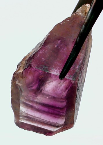 facet rough amethyst