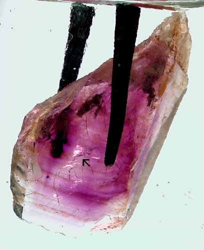 amethyst faceting rough