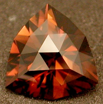 faceted tourmaline rubellite