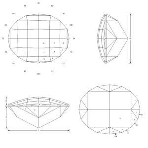 chex reflex oval