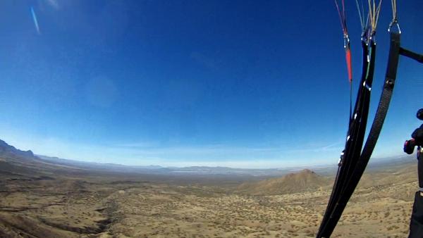 paragliding tucson
