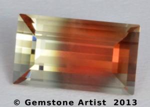 oregon sunstone bicolor gem