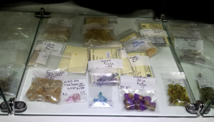 tucson gem show faceting rough parcels