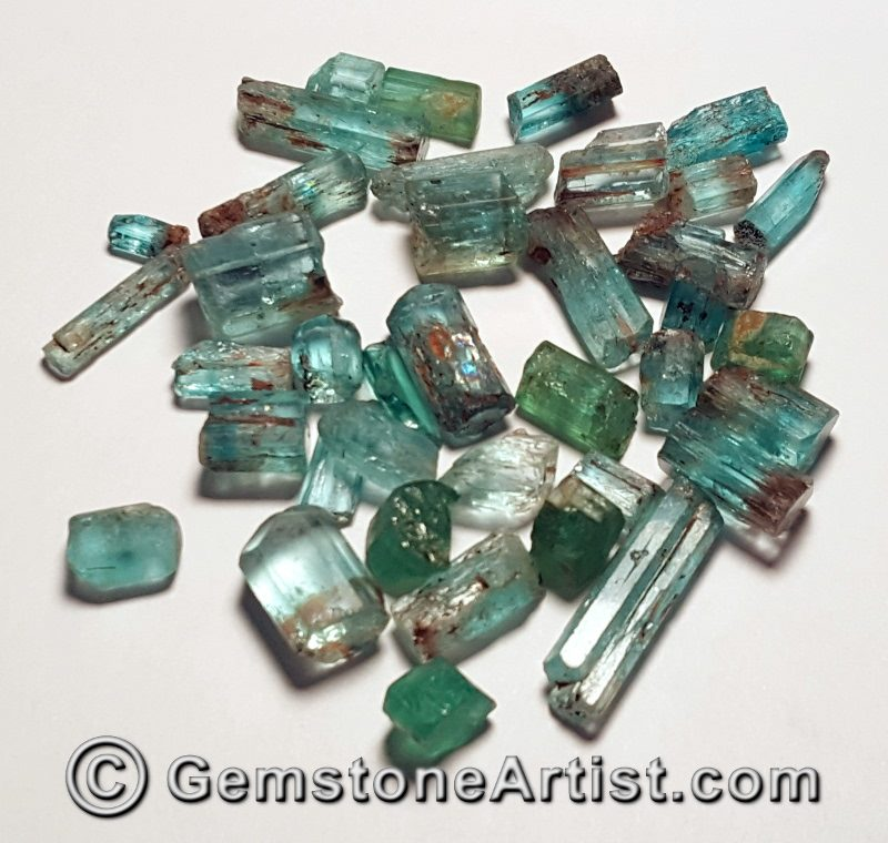 gemstone rough nigeria