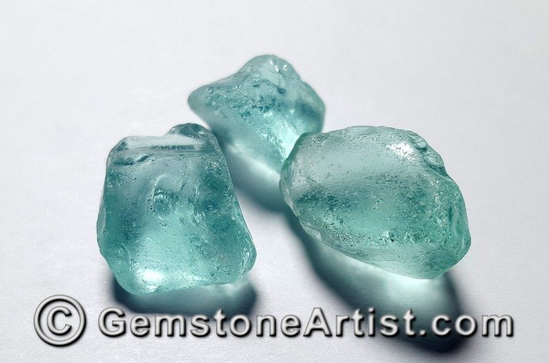 aquamarine glass scam